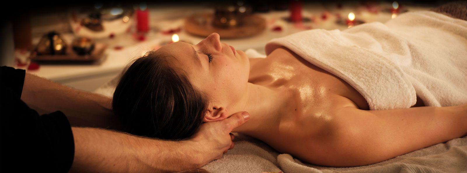 ayurveda spa massagen