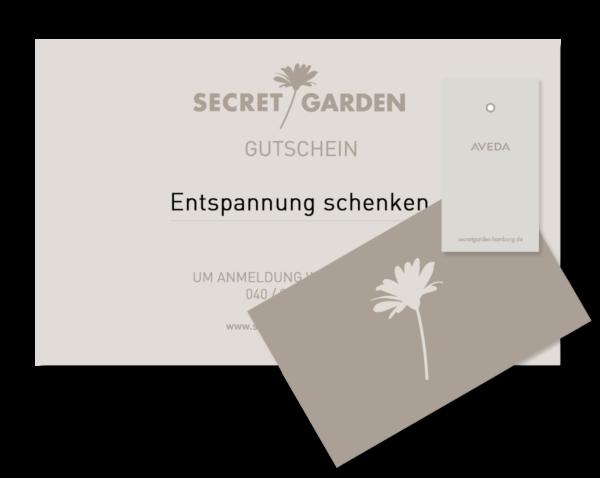 Gutschein Secret Garden